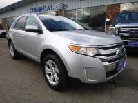 2013 Ford Edge SEL All Wheel Drive!! Purchased Here New