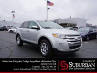 2013 Ford Edge SEL. AWD. Don't let the miles fool