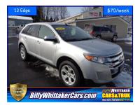 Have you always wanted a nice Ford Edge? How about one