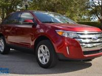 You're looking at a 2013 Ford Edge SEL in Car