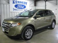 Options:  2013 Ford Edge Sel Awd|This 2013 Ford Edge