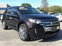 PREMIUM & KEY FEATURES ON THIS 2013 Ford Edge include,