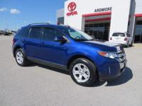 Recent Arrival! 2013 Ford Edge Clean CARFAX.Awards:  *