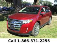 2013 Ford Edge SEL Features: Leather Seats - Backup Cam