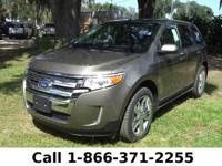 2013 Ford Edge SEL Features: AM/FM/CD/MP3 - Power