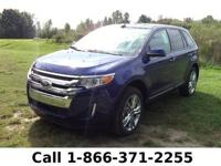 2013 Ford Edge SEL Features: Leather Seats - Touch