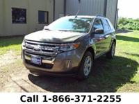 2013 Ford Edge SEL Features: Leather Seats - Back-up