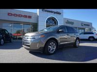 This 2013 Ford Edge SEL is complete with top-features