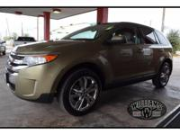 Options:  2013 Ford Edge Sel|Visit Williams Group Auto