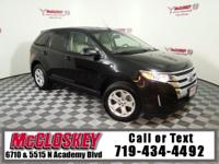 Lowest mileage 2013 Ford Edge in 100 Miles! With
