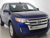 Recent Arrival! Ford Edge SEL Awards:   * Ward's 10