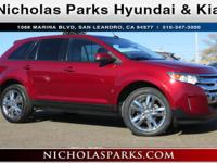 2013 Ford Edge SEL Just Reduced! Priced below KBB Fair
