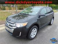 Options:  2013 Ford Edge Sel|Black|**Alloy
