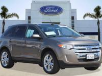 Options:  2013 Ford Edge Sel|Gray/|V6 3.5L