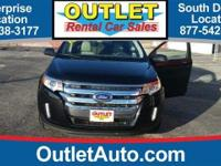 Check out this gently-used 2013 Ford Edge we recently