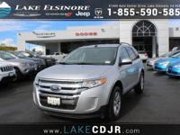 This outstanding example of a 2013 Ford Edge SEL is