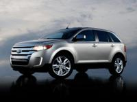 2013 Ford Edge SEL Black Priced below KBB Fair Purchase