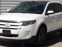 This low mileage Ford Edge has barely been touched.