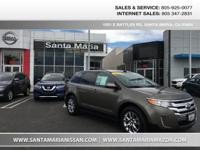 Options:  2013 Ford Edge Sel|Ginger Ale
