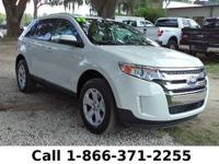 2013 Ford Edge SEL Features: Warranty - Keyless Entry -