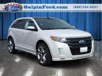 2013 Ford Edge SPORT 4Dr FWD Sport Our Location is: