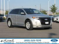 Scores 23 Highway MPG and 17 City MPG! This Ford Edge
