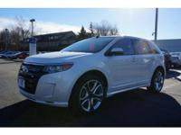 Step into the 2013 Ford Edge! This is a superior