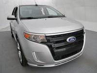 2013 Ford Edge Sport Silver Recent Arrival! CARFAX