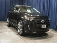 One Owner Clean Carfax AWD SUV with Navigation!