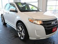 Options:  2013 Ford Edge