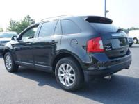 Edge Limited and AWD. My! My! My! What a deal! Black