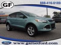 This is a 2013 Ford Certified Pre-Owned Escape SE 4x4.