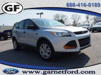 This is a 2013 Ford Certified Pre-Owned Escape S. We