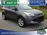 2013 Escape SEL 300A with EcoBoost 2.0L in Sterling