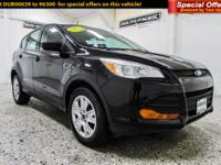2013 Ford Escape S. This Escape comes equipped with