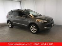 New Price! Clean CARFAX. Gray 2013 Ford Escape SE FWD