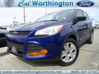Exterior Color: blue, Body: Sport Utility, Engine:
