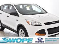 Recent Arrival! CARFAX One-Owner. This 2013 Ford Escape