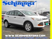 Used 2013 Ford Escape S FWD in stock at Schimmer Ford