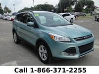 2013 Ford Escape SE Features: 27k Miles - One Owner -