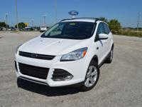 This low mileage, one owner Ford Escape SE FWD comes