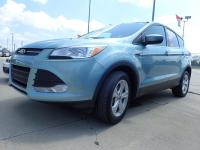 Options:  2013 Ford Escape Se Awd 4Dr
