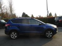 Take command of the road in the 2013 Ford Escape! This