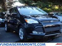 AWD! My! My! My! What a deal!   This 2013 Escape is for