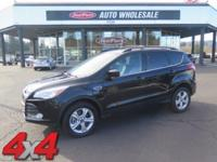 Safe and reliable, this Used 2013 Ford Escape SE lets