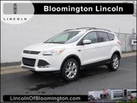 New Price! 2013 Ford Escape SE AWD, 110V Outlet, 18