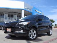 AWD. Turbo! Gasoline! 2013 Ford Escape SE AWD.   This