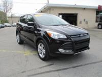 Options:  2013 Ford Escape 4Wd 4D Wagon