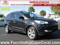 Fuccillo Kia of Cape Coral has a wide selection of