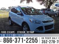 2013 Ford Getaway SE. Features: Warranty - Keyless